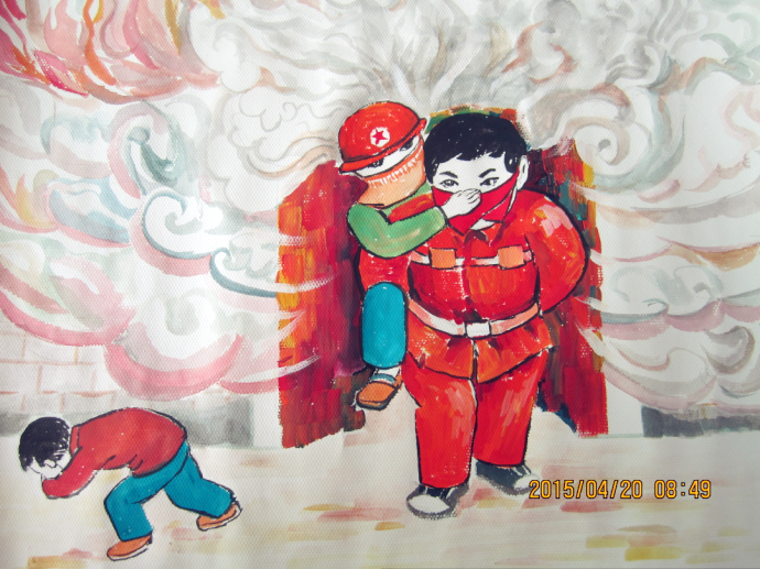 """""""消防情·科普梦""""少儿绘画大赛获奖名单公布"""