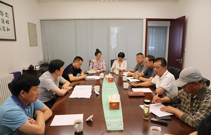 省消防总队张飞军政委、张明总工程师莅临协会调研指导工作
