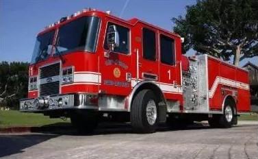 【科普】消防车为啥大多都是红色的?真相在这