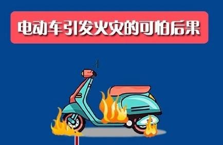 电动自行车消防安全